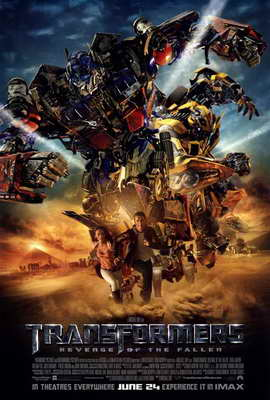 Transformers 2: Revenge of the Fallen - 11 x 17 Movie Poster - Style O
