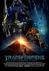 Transformers 2: Revenge of the Fallen - 27 x 40 Movie Poster - Norwegian Style A