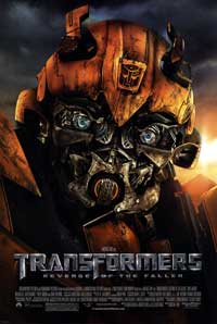 Transformers 2: Revenge of the Fallen - 43 x 62 Movie Poster - Bus Shelter Style E