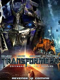 Transformers 2: Revenge of the Fallen - 11 x 17 Movie Poster - Style R