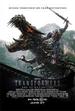 Transformers: Age of Extinction - 11 x 17 Movie Poster - Style F