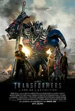 Transformers: Age of Extinction - 11 x 17 Movie Poster - Canadian Style A