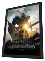 Transformers: Age of Extinction - 11 x 17 Movie Poster - Style C - in Deluxe Wood Frame
