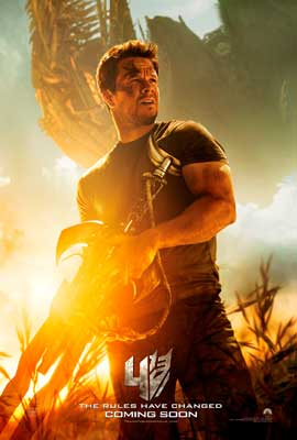 Transformers: Age of Extinction - 27 x 40 Movie Poster - Style B