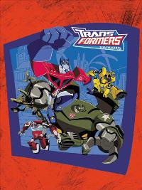 Transformers: Animated - 27 x 40 Movie Poster - Style A