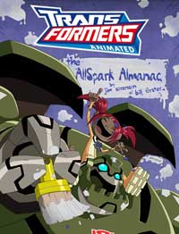 Transformers: Animated - 11 x 17 Movie Poster - Style C