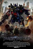 Transformers: Dark of the Moon - 27 x 40 Movie Poster