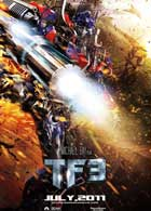 Transformers: Dark of the Moon - 11 x 17 Movie Poster - Style E