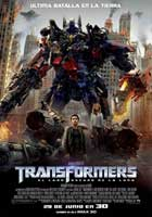 Transformers: Dark of the Moon - 27 x 40 Movie Poster - Spanish Style A