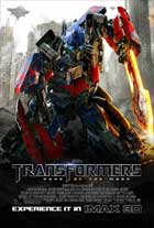 Transformers: Dark of the Moon - 11 x 17 Movie Poster - Style H