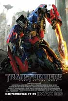 Transformers: Dark of the Moon - 27 x 40 Movie Poster - Style D