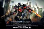 Transformers: Dark of the Moon - 27 x 40 Movie Poster - Russian Style B