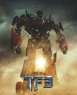 Transformers: Dark of the Moon - 11 x 17 Movie Poster - Style B