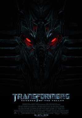 Transformers: Dark of the Moon - 43 x 62 Movie Poster - Bus Shelter Style E