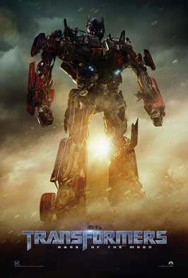 Transformers: Dark of the Moon - 11 x 17 Movie Poster - Style F