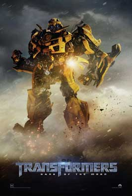 Transformers: Dark of the Moon - 11 x 17 Movie Poster - Style G
