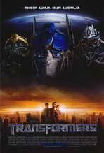 Transformers - 11 x 17 Movie Poster - Style H