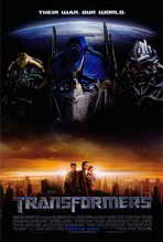 Transformers - 27 x 40 Movie Poster - Style G