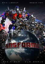 Transformers - 11 x 17 Movie Poster - Style O
