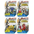Transformers - Prime Beast Hunter Deluxe Figures Wave 1 Set