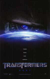 Transformers - 11 x 17 Movie Poster - Style A