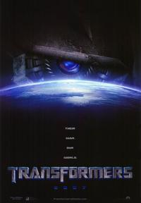 Transformers - 43 x 62 Movie Poster - Bus Shelter Style A