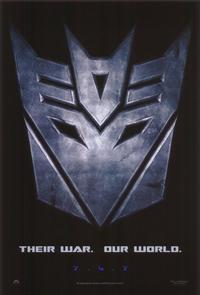 Transformers - 11 x 17 Movie Poster - Style C
