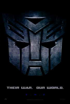 Transformers - 27 x 40 Movie Poster - Style B