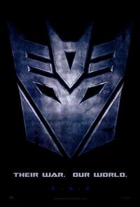 Transformers - 27 x 40 Movie Poster - Style C