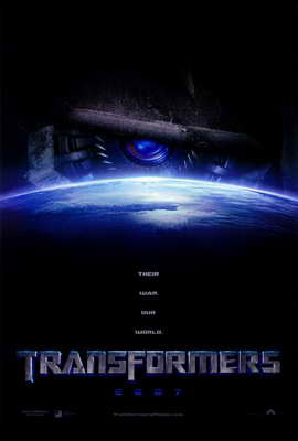 Transformers - 27 x 40 Movie Poster - Style A