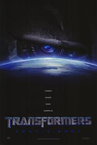 Transformers - 11 x 17 Movie Poster - Style D