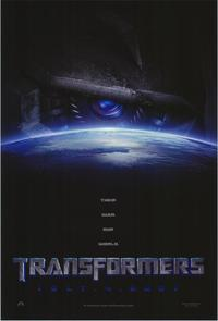 Transformers - 43 x 62 Movie Poster - Bus Shelter Style B