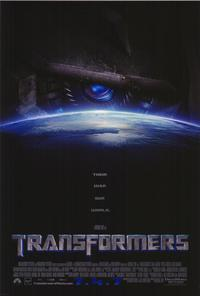 Transformers - 43 x 62 Movie Poster - Bus Shelter Style C