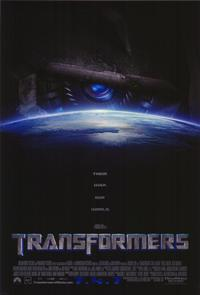 Transformers - 11 x 17 Movie Poster - Style E