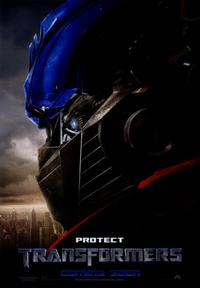 Transformers - 43 x 62 Movie Poster - Bus Shelter Style E