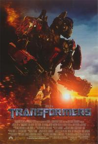 Transformers - 11 x 17 Movie Poster - Style I