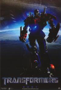 Transformers - 11 x 17 Movie Poster - Style J