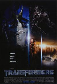 Transformers - 11 x 17 Movie Poster - Style L