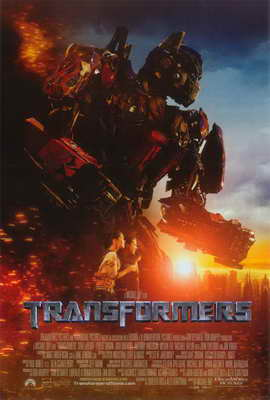 Transformers - 27 x 40 Movie Poster - Style H