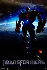 Transformers - 27 x 40 Movie Poster - Style I