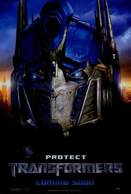 Transformers - 27 x 40 Movie Poster - Style J