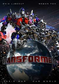 Transformers - 27 x 40 Movie Poster - Style M