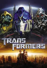 Transformers - 43 x 62 Movie Poster - Bus Shelter Style I