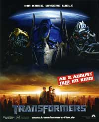 Transformers - 11 x 14 Poster German Style A