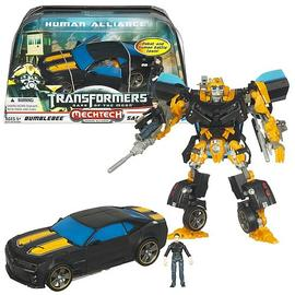 Transformers - DOTM Human Alliance Bumblebee with Sam Witwicky