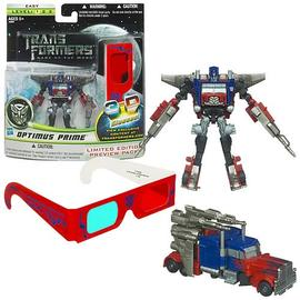 Transformers - Dark of the Moon Cyberverse Optimus Prime