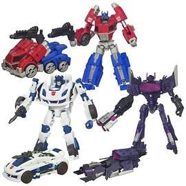 Transformers - Generations Deluxe Figures Wave 1 Revision 1