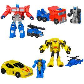 Transformers - Generations Legends Wave 3 Set