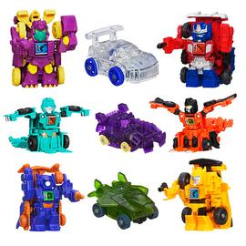 Transformers - Bot Shots 3-Packs 2013 Wave 2 Set