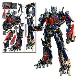 Transformers - Peel and Stick Giant Wall Applique